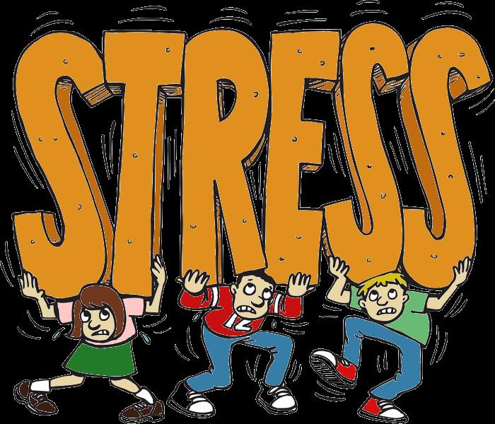 TEENAGE STRESS PRESENTATION – Wednesday, January 17, 2018