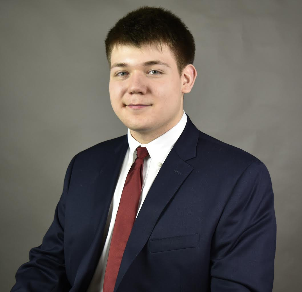 INTRODUCING NEW MEMBER OF THE MINISTER'S STUDENT ADVISORY COUNCIL