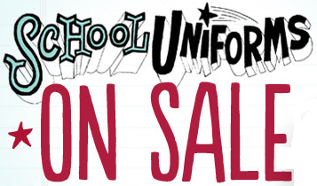 2018 UNIFORM SUMMER SALE