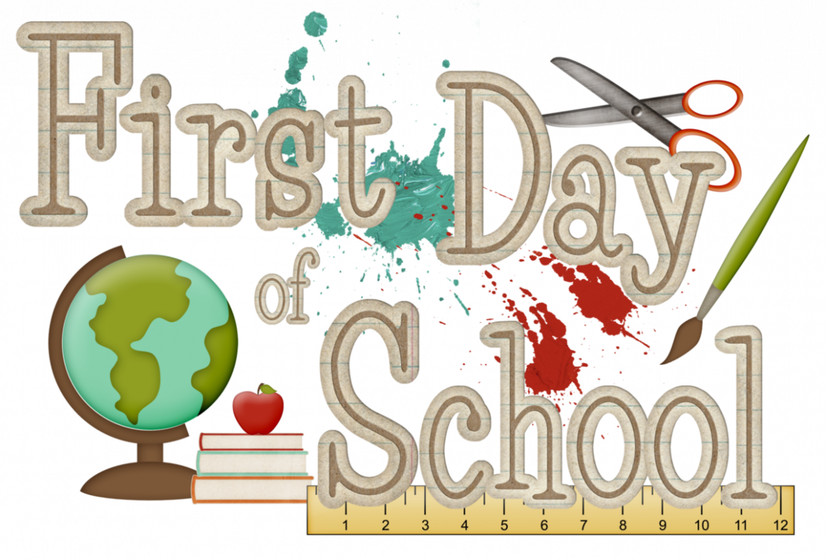 FIRST DAY OF HIGH SCHOOL – Tuesday, September 4, 2018