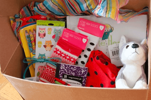 CHRISTMAS BASKET DONATION DUE MONDAY, DECEMBER 10TH