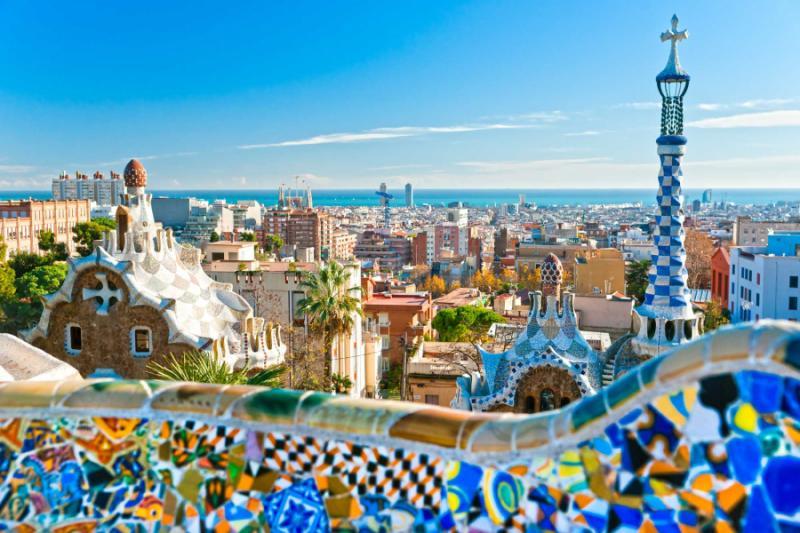 BARCELONA, MADRID & LISBON TRIP