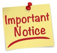 NEW START DATES FOR GRADE 9s September 10 & 11, Grades 9-12 September 14 & 15